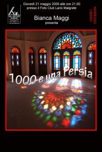 1000 e una Persia(2009-5)