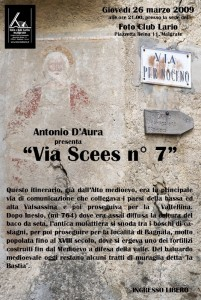 Via Scees n°7(2009-3)